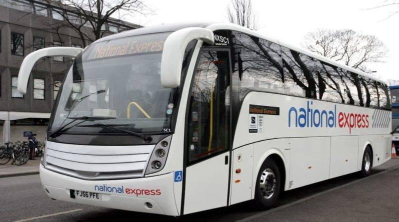 С пары, занявшейся интимом перед другими пассажирами National Express, сняли все обвинения