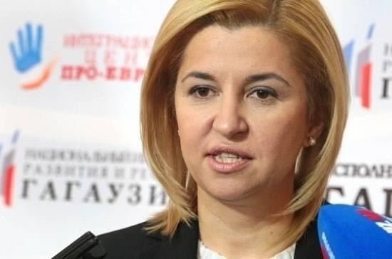 Соцопрос: более 70% жителей Гагаузии готовы снова проголосовать за главу автономии Ирину Влах
