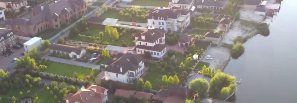 В ожидании грандиозного шухера под Киевом распродается элитное жилье
