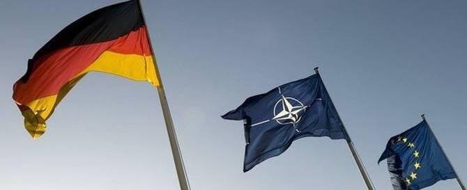 В США занервничали из-за антиамериканского крена Германии