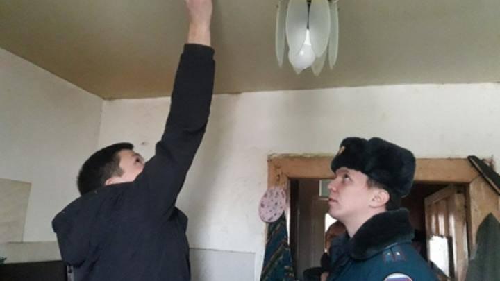 Более 140 жителей Пермского края были спасены во время пожара благодаря датчикам дыма