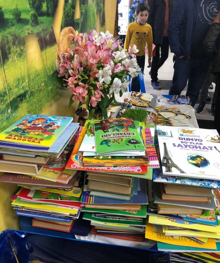 Книжный Навруз: детям собирают сборники сказок | Вести.UZ