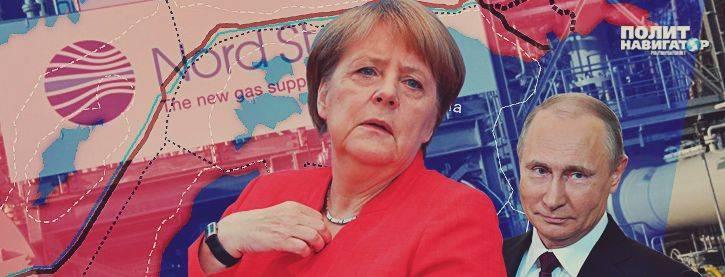 «Меркель вонзает нож в спину Украины» – Райтшустер