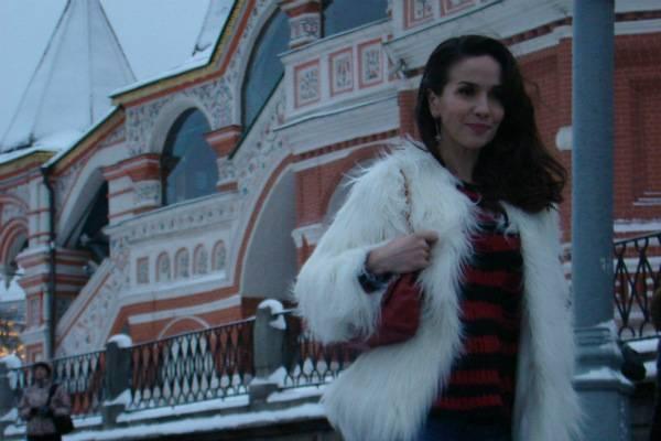 Наталья Орейро попросила выдать ей русский паспорт