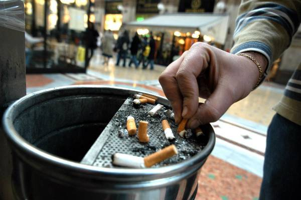 Росстат подсчитал реальное число российских курильщиков