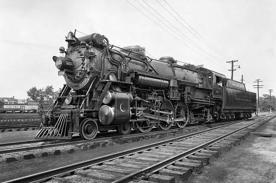 Первый патент на изобретение паровоза получили 217 лет назад