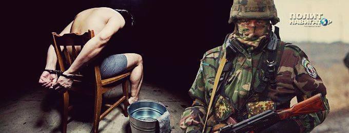 В Мариуполе обнаружился секретный украинский концлагерь