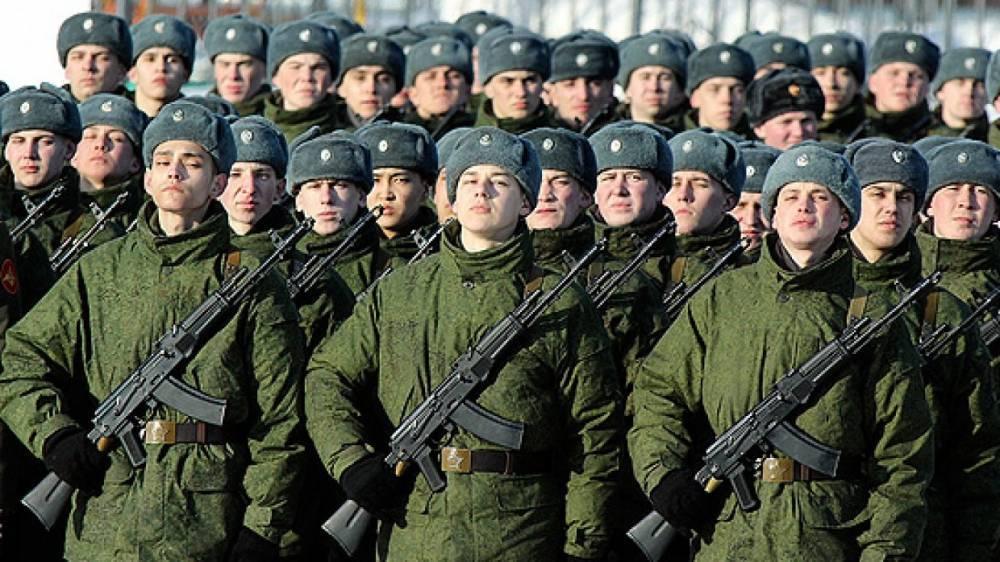 Весенний призыв стартовал в России
