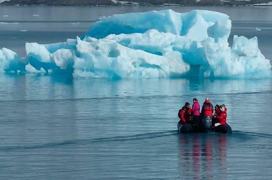 Трутнев назвал сроки подготовки стратегии развития Арктики до 2035 года