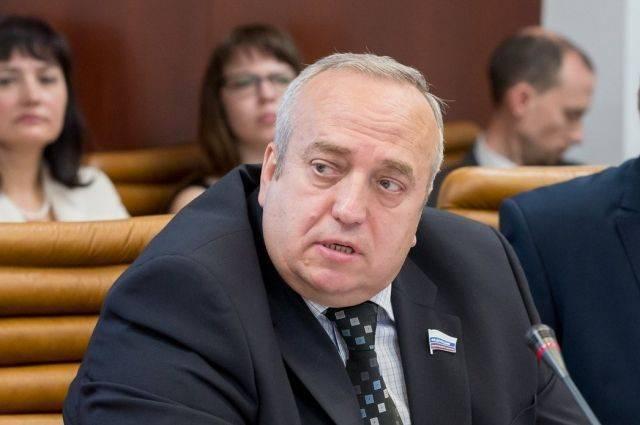 Клинцевич прокомментировал передачу грамоты Петра I Украине
