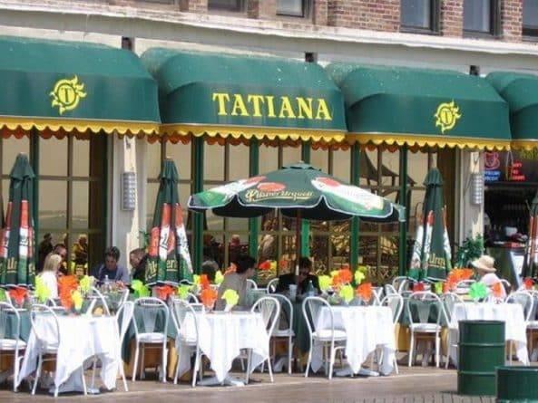 В Нью-Йорке загорелся ресторан русской кухни «Татьяна»