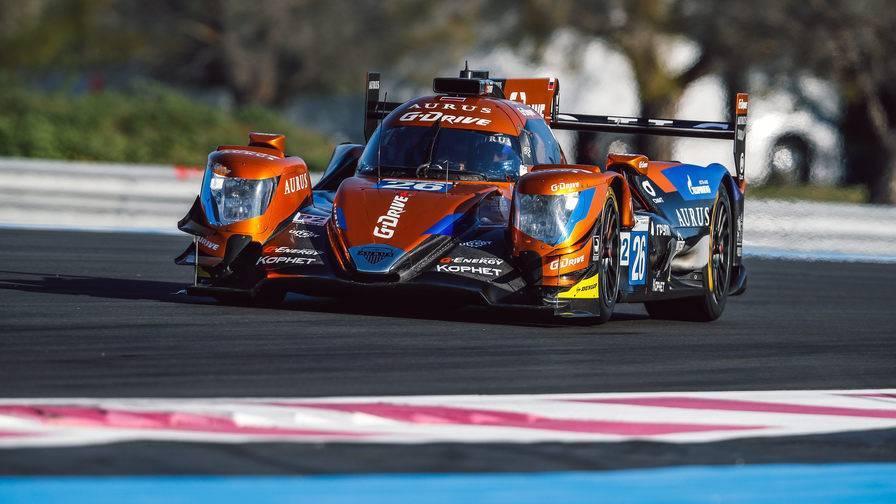 Экипаж G-Drive Racing финишировал четвертым на открытии сезона ELMS