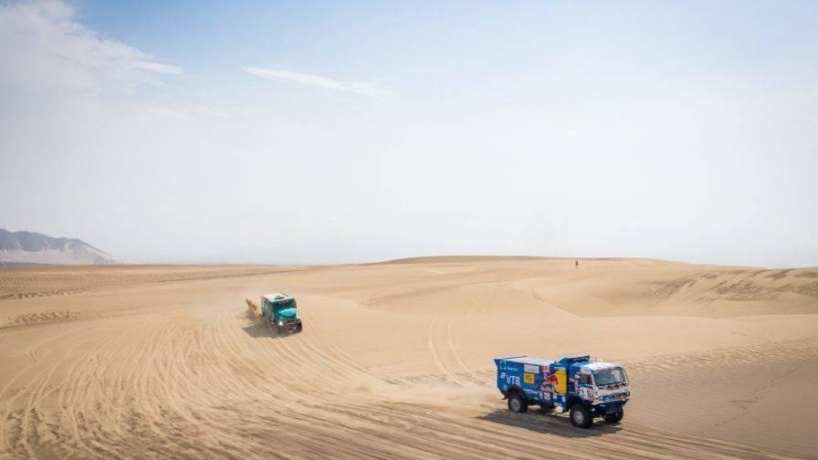 Владимир Чагин: Уверен, что Дакар в Саудовской Аравии пройдёт на высоком уровне