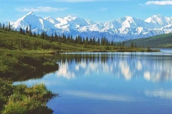 Почему Россия продала Аляску США: фото и иллюстрации