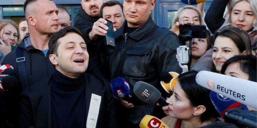 Стало известно, чего хотят украинцы от Зеленского