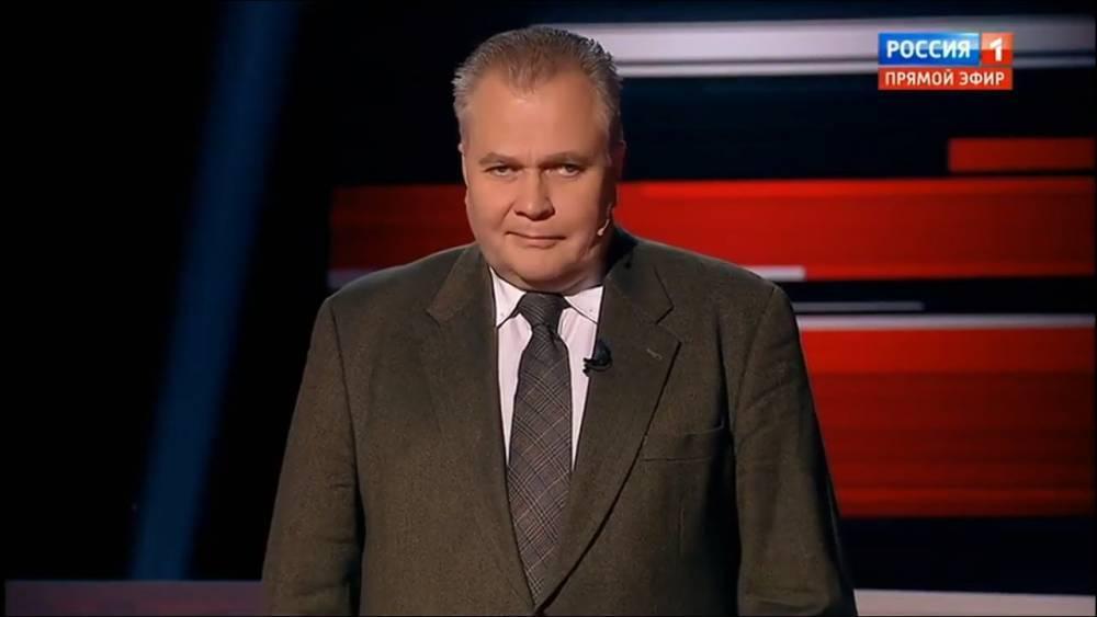 Российский политолог назвал представителя ЛНР «свиньей» в прямом эфире и был изгнан из студии: фото и иллюстрации