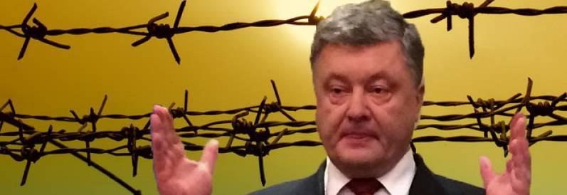 «Порошенко превратил Украину в оккупированный пришельцами концлагерь»: фото и иллюстрации