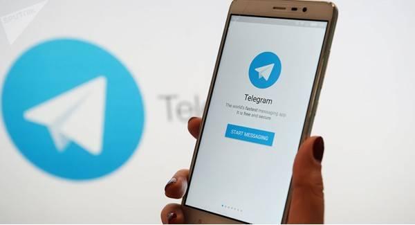 Покупки россиян в Telegram за время блокировки выросли в семь раз