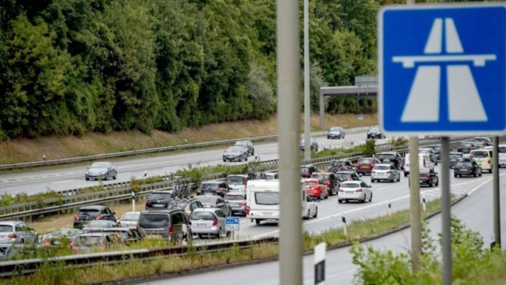 На этих автобанах в пасхальные выходные образуются самые длинные пробки
