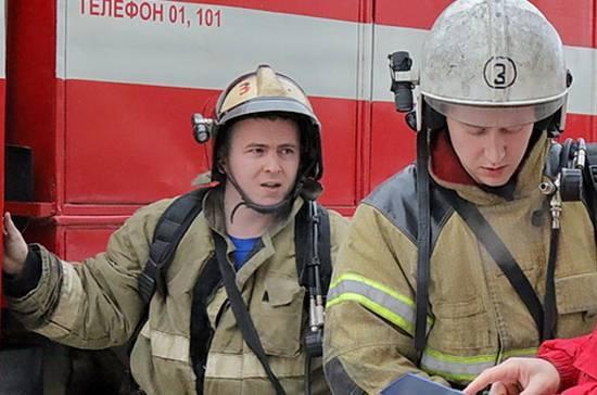 В Красноярске два человека погибли в результате обрушения крыши здания