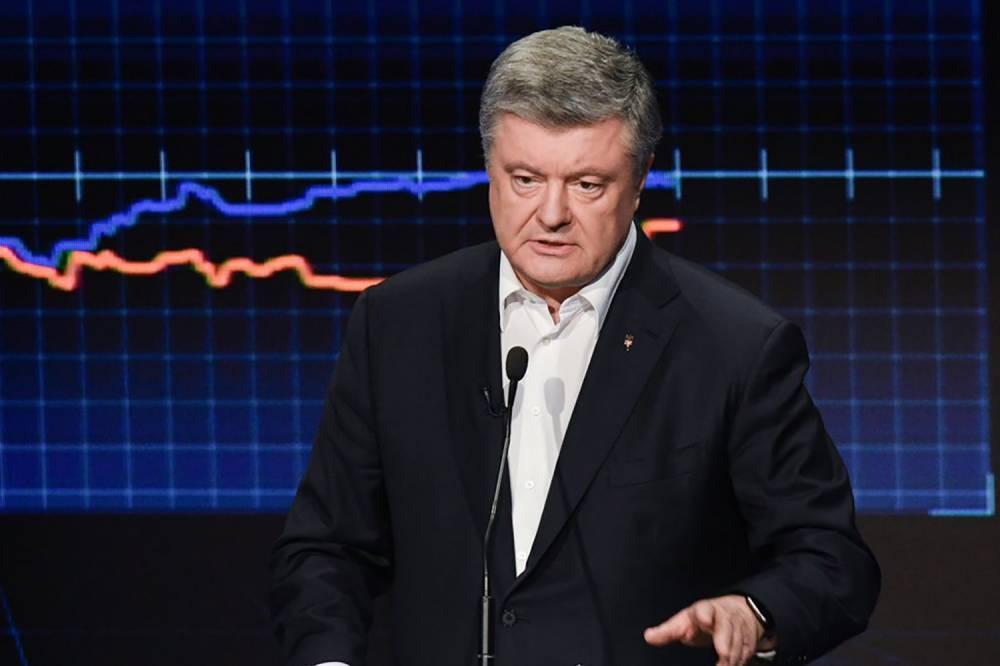 Уверенность Порошенко в своей победе ставит под угрозу выборы на Украине