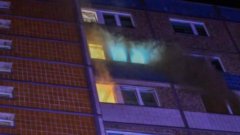В Магдебурге сын хотел сжечь мать и младшего брата
