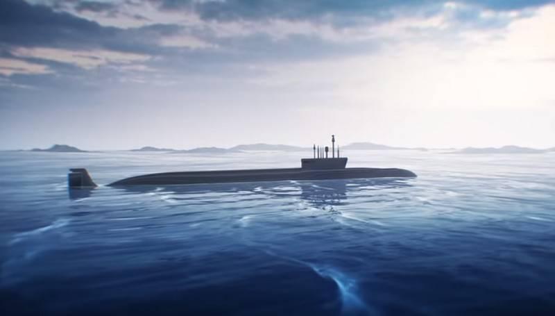"""ВМФ может получить две субмарины нового проекта """"Борей-К"""""""
