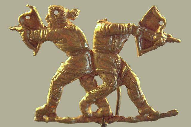 Кому достанется золото скифов из крымских музеев?