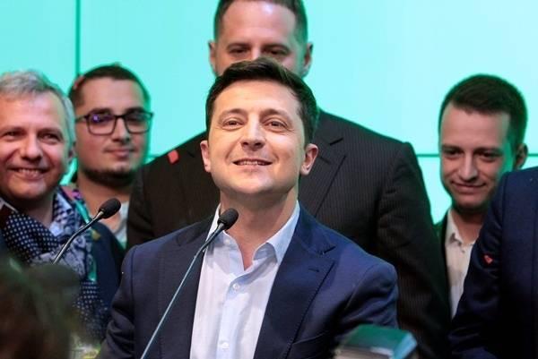 Владимир Зеленский на выборах президента Украины набирает более 73% голосов