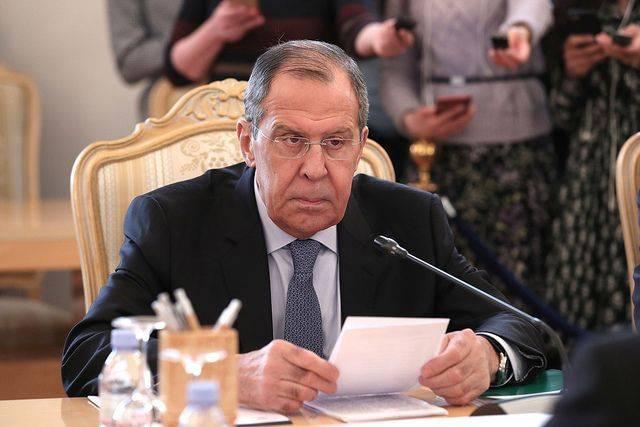 Лавров в начале мая посетит Ташкент