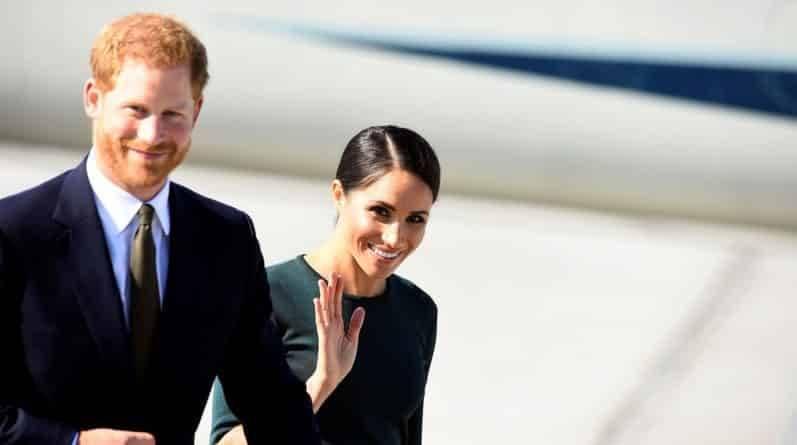 Принца Гарри и Меган Маркл обвинили в краже аккаунта Instagram
