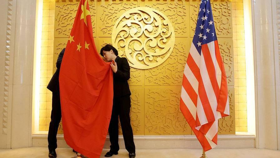 Китай повысит пошлины на товары из США