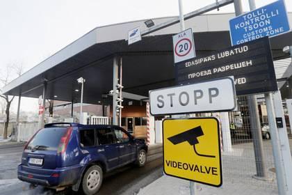 Эстония заявила оботсутствии территориальных претензий кРоссии