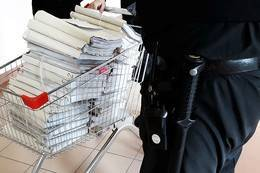 30 млн рублей украли из банковской ячейки в Москве: фото и иллюстрации