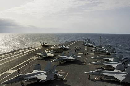 Авианосцам США нашли путь кКрыму