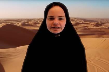 Школьница записала видео скритикой ислама иразгневала взрослых