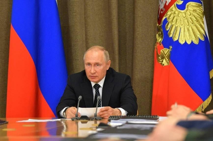 Путин: число военных аппаратов России на орбите увеличилось в 1,5 раза