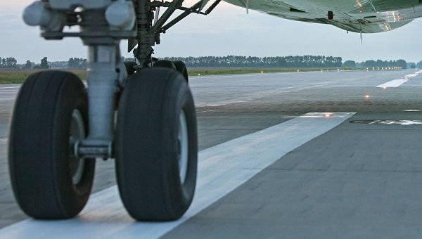 <p>В аэропорту Шереметьево совершил аварийную посадку самолет из Нур-Султана</p>: фото и иллюстрации