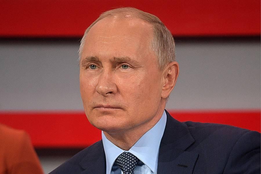 Путин рассказал, как носил соседку на руках на пятый этаж