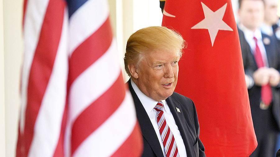 Трамп отменил льготный режим торговли с Турцией