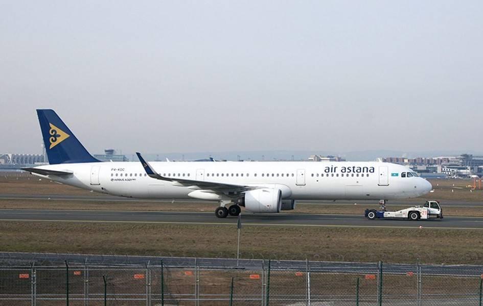 Air Astana опровергла аварийность посадки самолета в Шереметьеве
