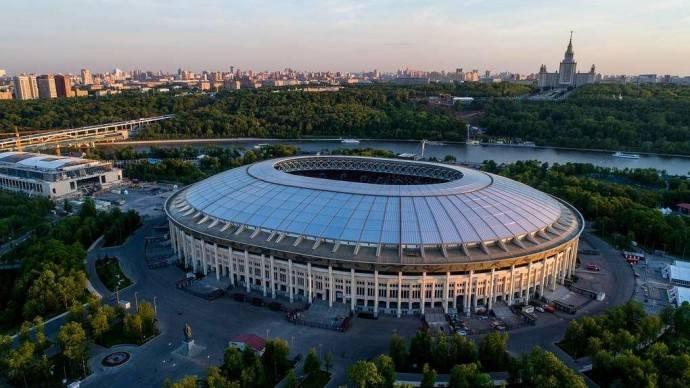 На крыше стадиона «Лужники» откроют смотровую площадку