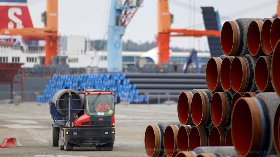 Канцлер Австрии выразил уверенность в реализации «Северного потока — 2»