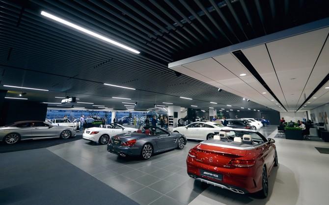 Mercedes-Benz сменит главу российского подразделения
