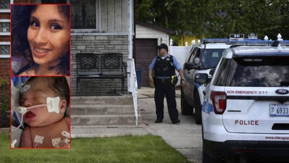 Убийство беременной женщины: преступники вырезали ребенка из утробы матери