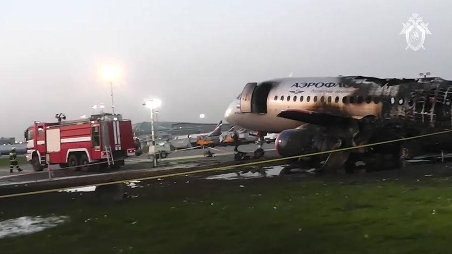 Роковые ошибки пилотов SSJ 100 назвала Росавиация