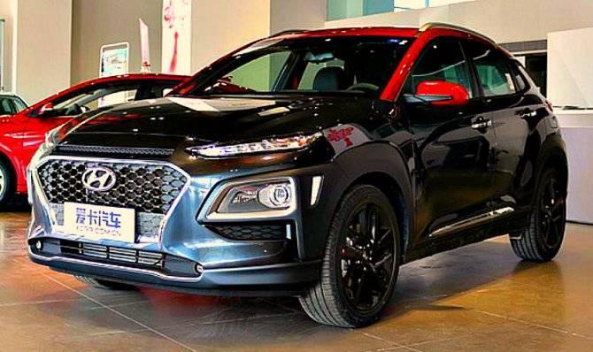 Hyundai Encino стал вторым попопулярности кроссовером марки