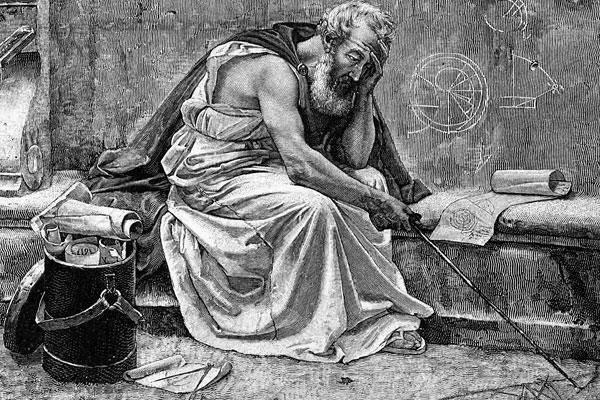 Архимед из Сиракуз - ученый, чье наследие все еще остается актуальным