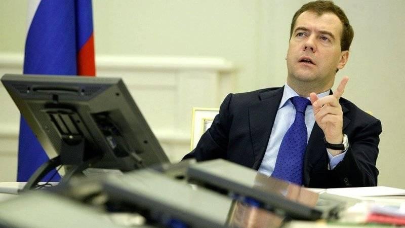 Медведев призвал навести порядок в системе домов престарелых