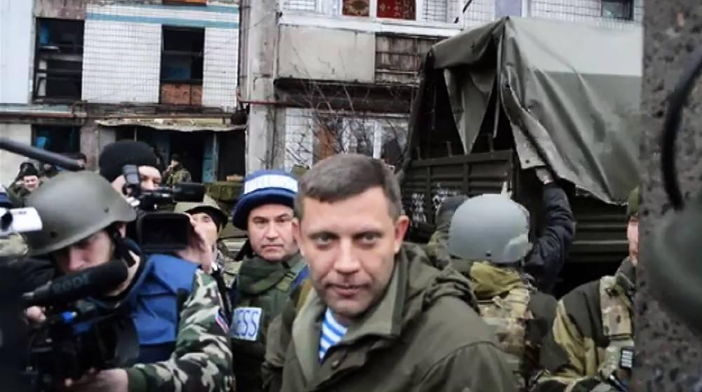 Установлены организаторы убийства главы ДНР Захарченко